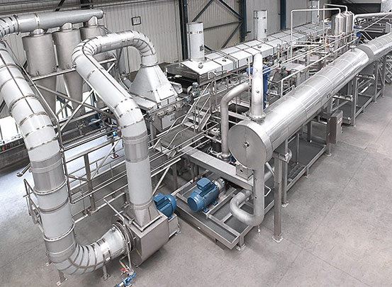 Heat and Control's custom solutions for food processing and packaging