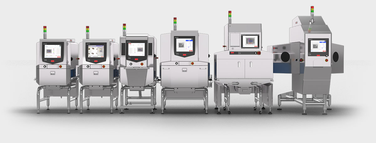 New and improved Ishida X-ray Inspection Systems