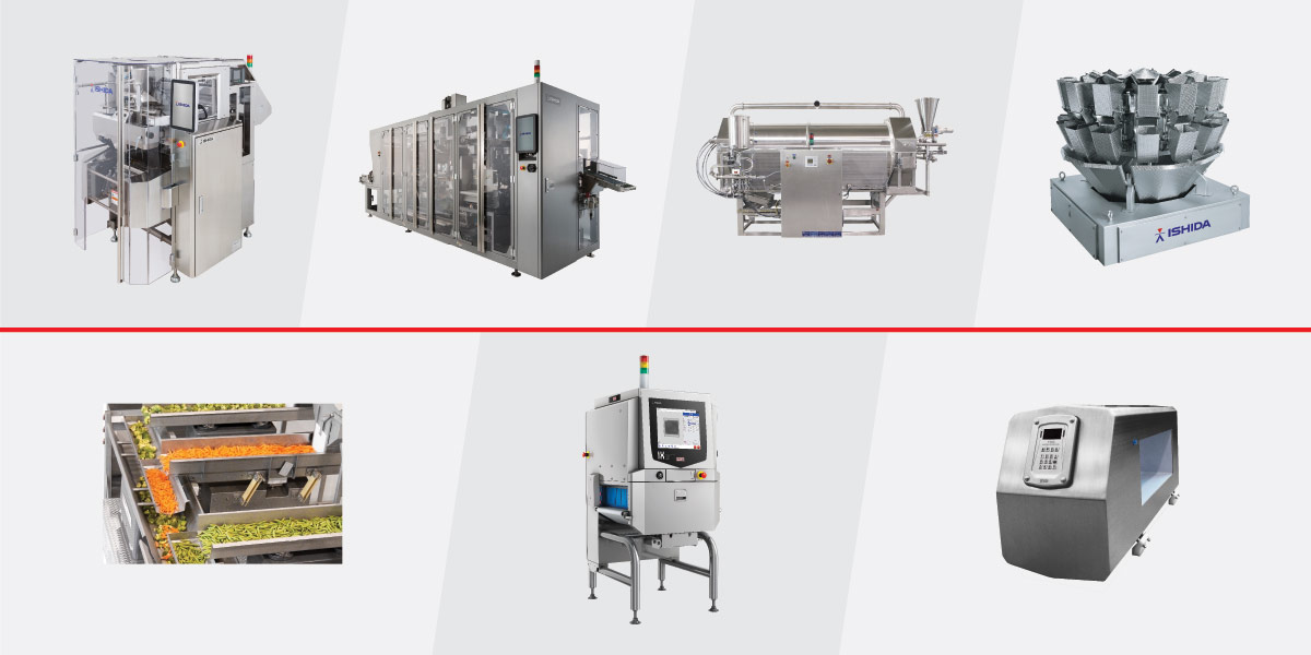 Heat and Control Food Processing and Packaging Machinery