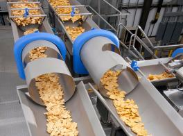 Complete snack food processing and packaging solutions
