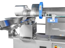 FastBack Left Right Center Diverting Weigher Infeed Solution Brochure