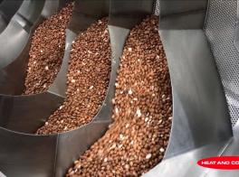 Rotary Dryer Roaster RDR Video