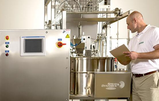 U.S. Biologic Pharmaceutical Application with Heat and Control Machinery