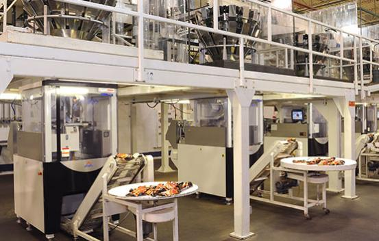 Vitner's bagging machines
