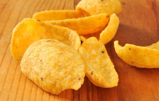 Food Processing Machinery for Corn Chips