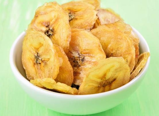 Food Industry - Plantain & Banana Chips
