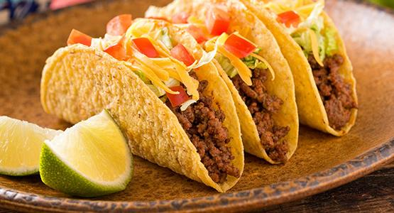 Food Industry - Taco & Tostada Shells