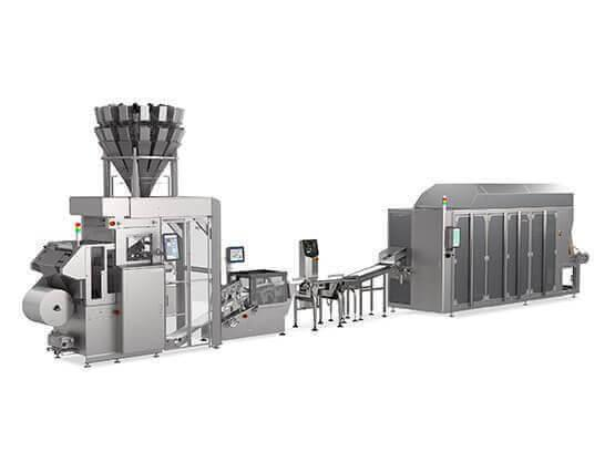 Ishida Integrated Packaging Line Systems