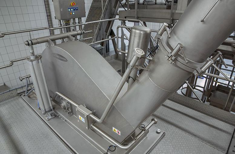 E-FLO electroporation for potato chips and french fry