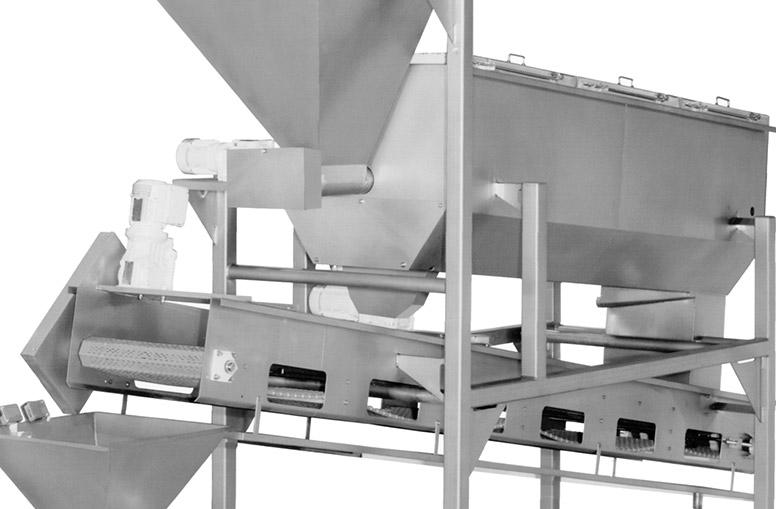 Complete masa production system with corn washer
