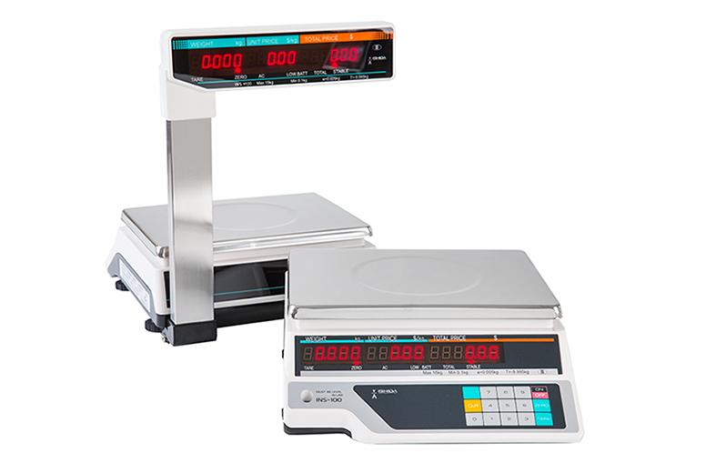 INS-100 Price Calculating Scale