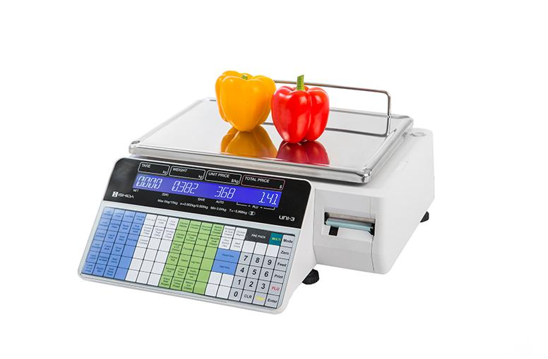 Uni 3 Weigh Labelling Scales