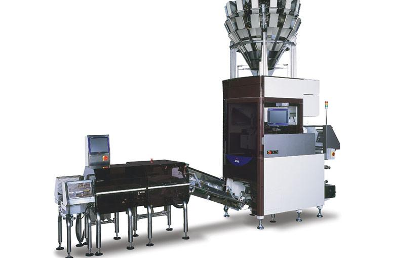 iTPS Ishida Total Packaging System from weigher to checkweigher