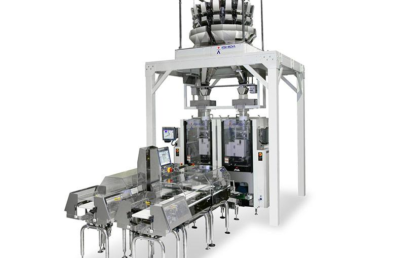 Twin iTPS Total Packaging System with Checkweigher