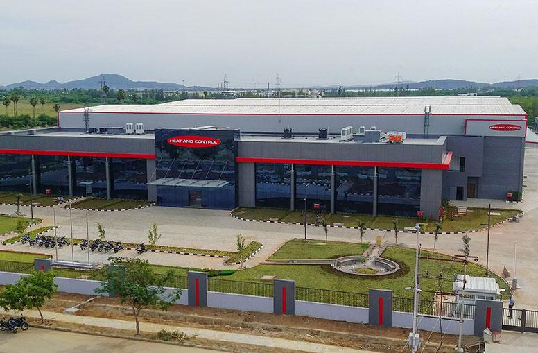 Heat and Control manufacturing facility in Chennai, India