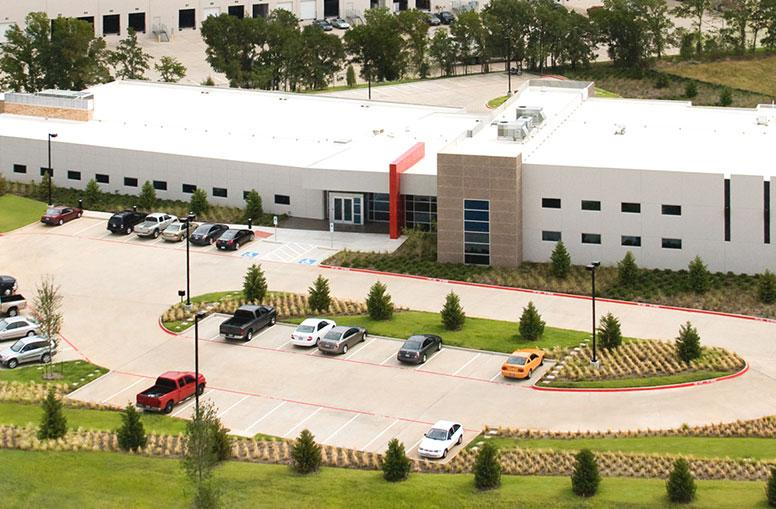 Heat and Control Dallas, Texas Facility