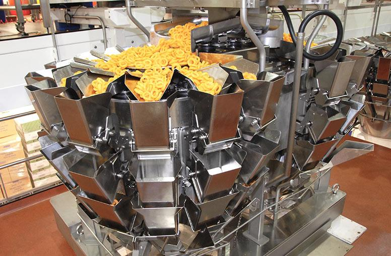 Ishida 18-head Multihead Weigher