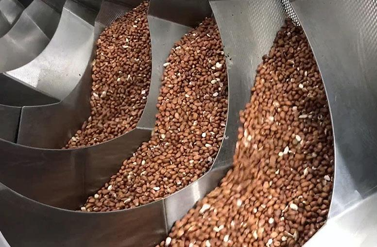 Nut Roasting and Drying