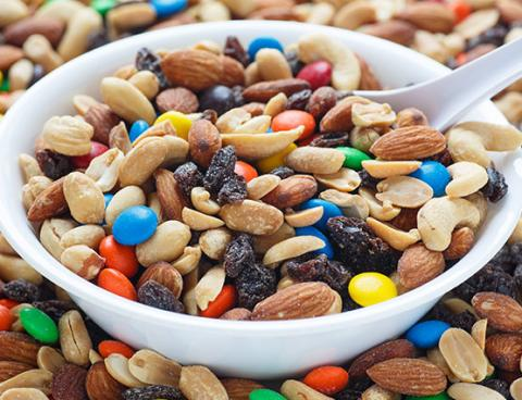 Food Industry - Nuts & Trail Mix