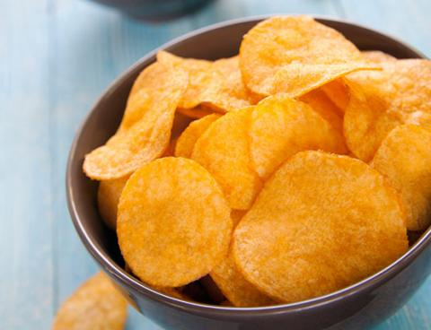 Food Industry - Potato Chips