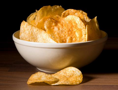 Hard-bite Kettle Chips Batch