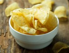 Kettle Chips (Hard-bite) Continuous